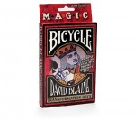Карты Bicycle David Blaine: Transformation Deck