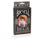 Карти Bicycle David Blaine: Mind Reading Deck